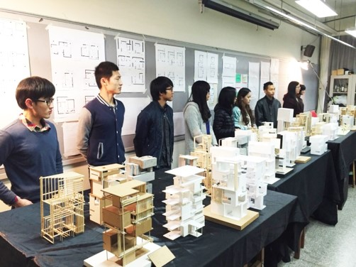 Moreover The Department Frequently Holds International Seminars Inviting World Renowned Architects Or Scholars To Offer Different Perspectives Students
